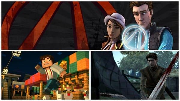 Telltale Games, speedrun