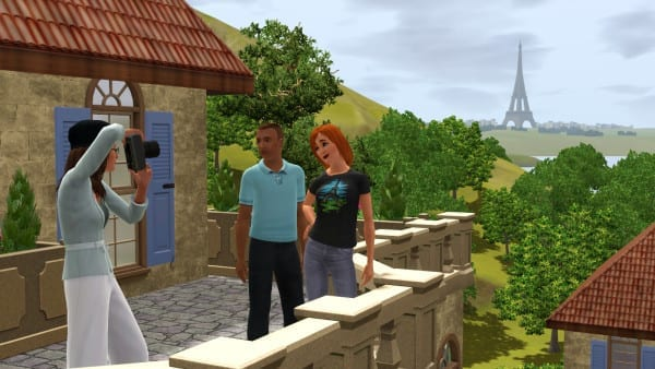 The Sims 3 World Adventures Pc-Game