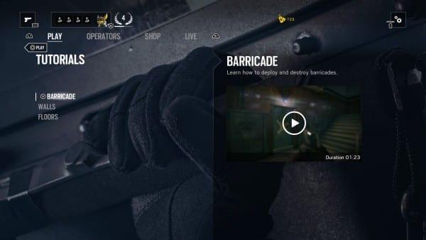 Rainbow Six Siege, Renown, easy, tutorial videos