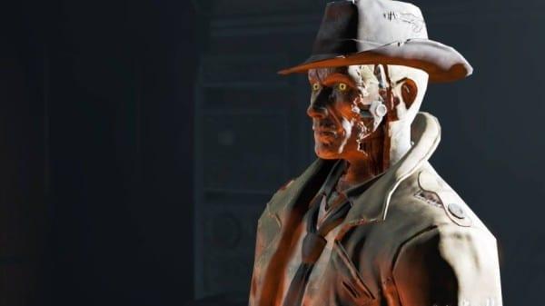 Nick Valentine Fallout 4, Far Harbor