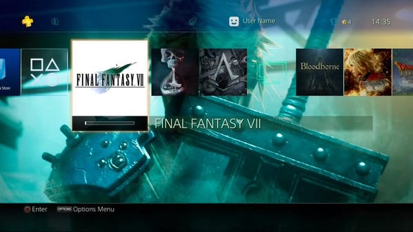 FINAL FANTASY VII THEME