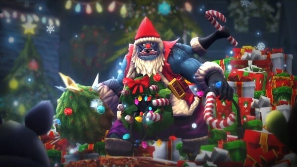 Heroes of the Storm Holiday Event