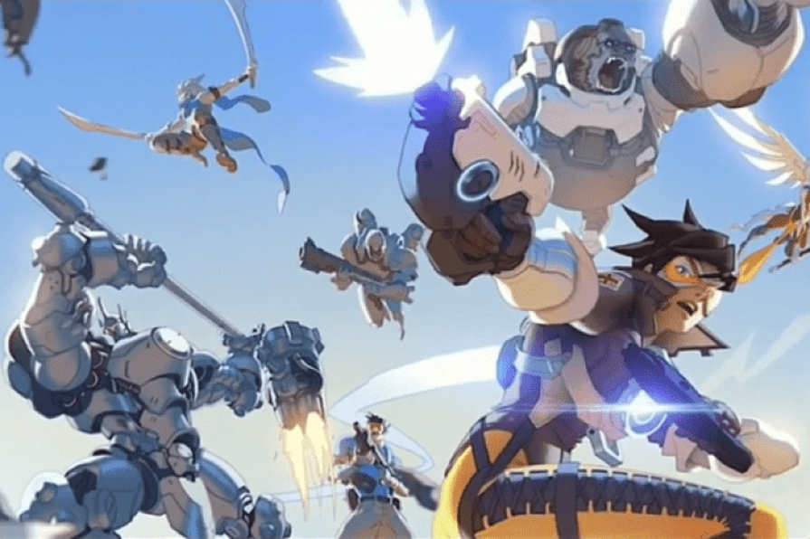 overwatch, animated short, recall, debut, Xbox