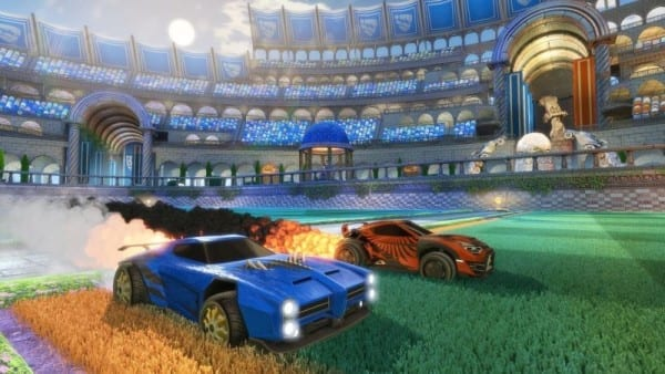 Rocket League, Achievements