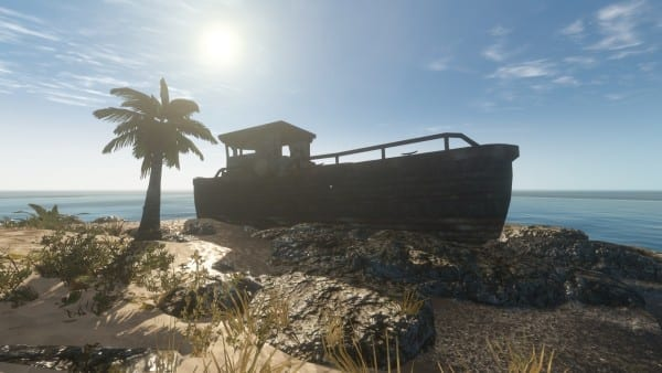 Stranded Deep Early Access