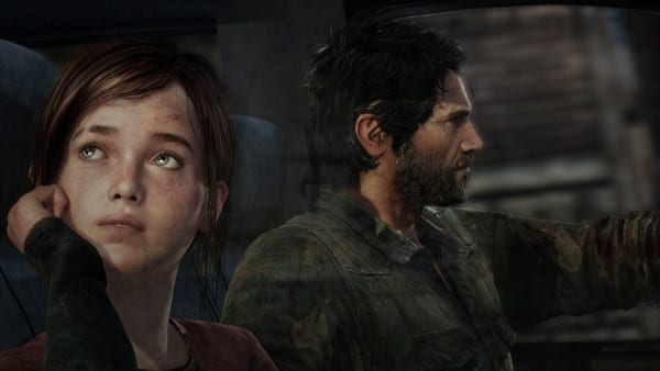 The Last of Us Remastered on PlayStation 4