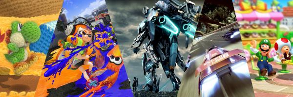 Nintendo Wii U 2015