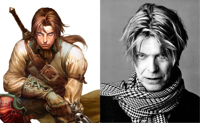 David Bowie is in every video game, Fable II, Hero of Bowerstone