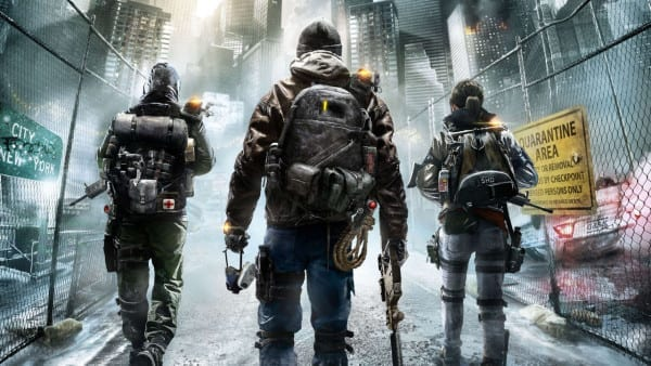 Tom Clancy, The Division, first things to do, Beta, Ubisoft, Look for, learned, customization, performance, user-interface