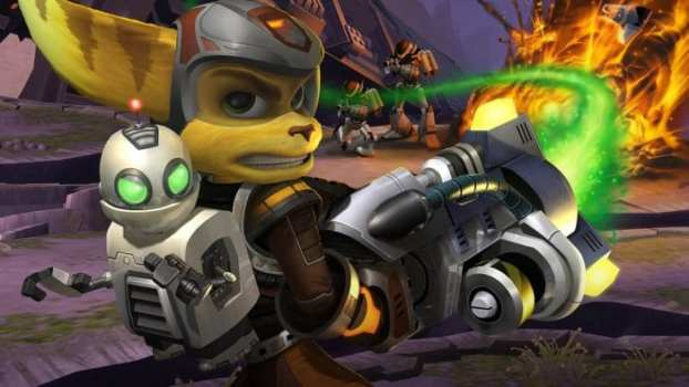 8. Ratchet & Clank: Up Your Arsenal