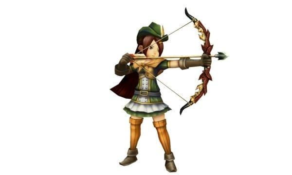 Final Fantasy Explorers Ranger