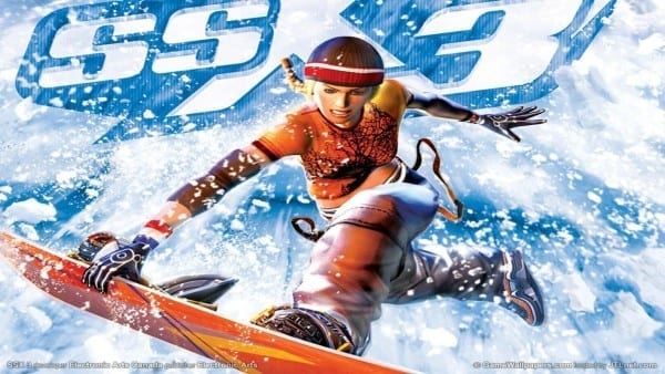 ssx 3, ps2, ps4