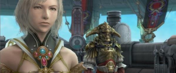 Final Fantasy XII, ps2, ps4