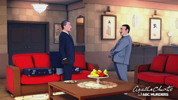 Agatha Christie ABC