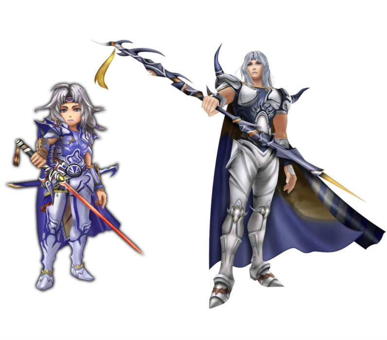 Cecil Final Fantasy IV