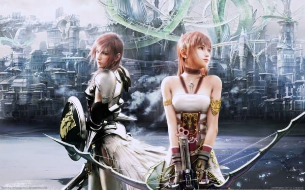 final fantasy, xiii-2, spinoff