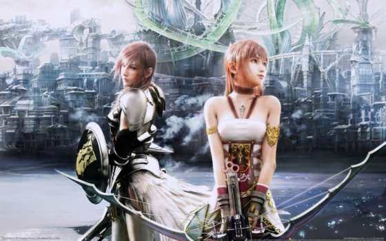 Final Fantasy XIII-2 and Lightning Returns: Final Fantasy XIII