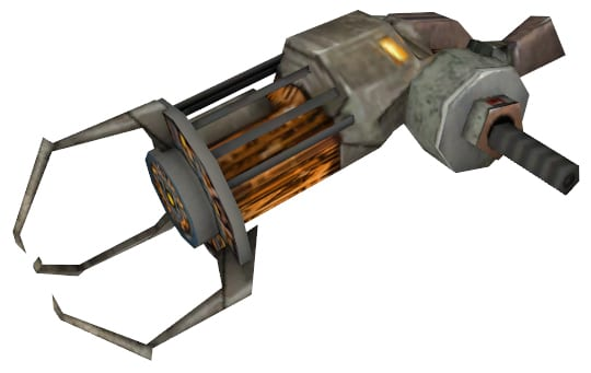Gravity Gun (Half-Life)