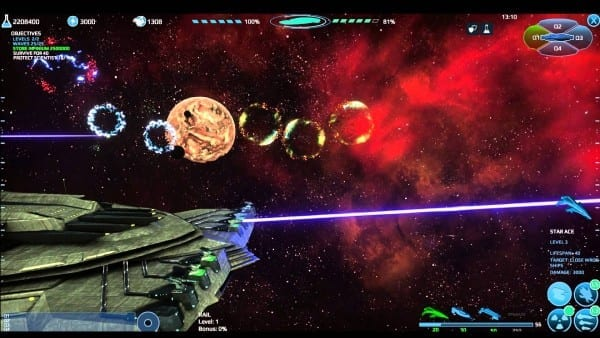 infinium strike, xbox one, confirmed games, 2016