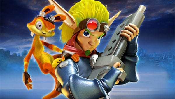 jak and daxter, ps2, ps4, game series