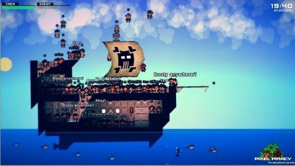 pixel piracy, xbox one, confirmed, release, 2016, games