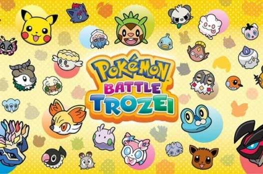 25. Pokemon Trozei! (2006) - DS