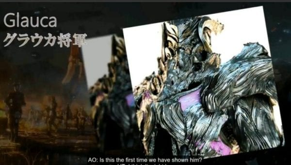 final fantasy xv, general, glauca, antagonist, villain, niflheim