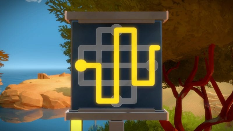 the witness symmetry 23