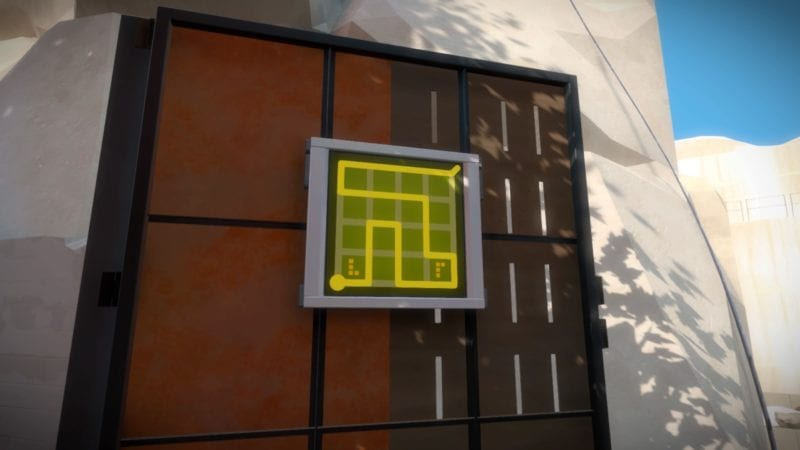 The Witness The Quarry Laser Puzzles Walkthrough Page 3