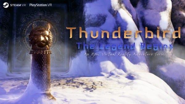 Thunderbird, PlayStation VR