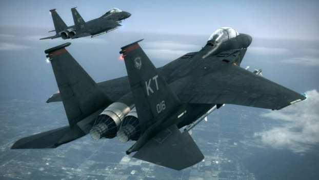 Ace Combat 7 - 2017