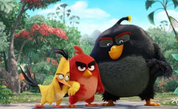 Angry Birds - 2016