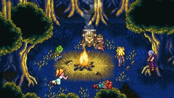 Chrono Trigger, game series