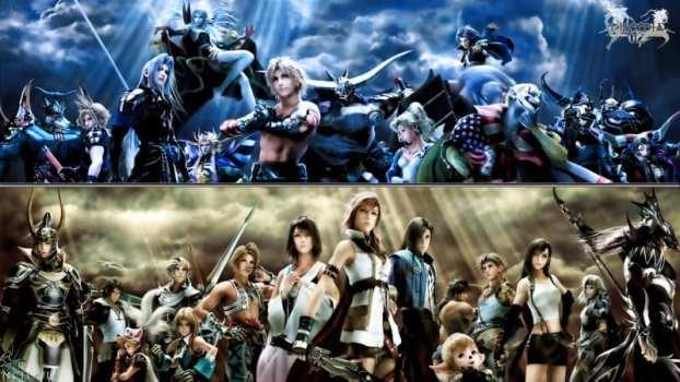 Dissidia 012 [Duodecim] Final Fantasy