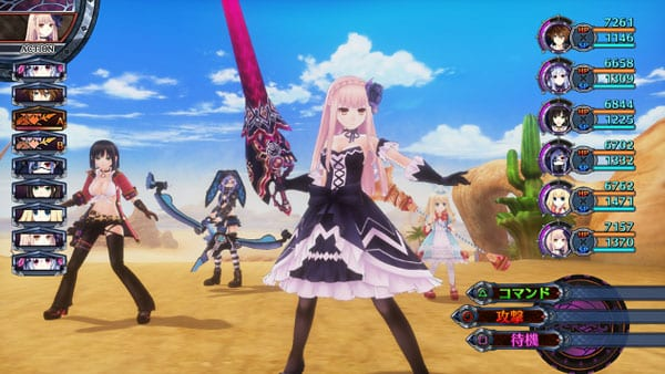 Fairy Fencer F – Advent Dark Force