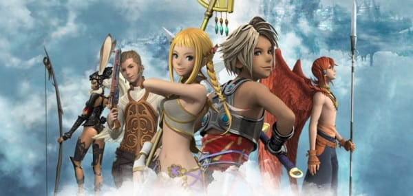 final fantasy xii, revenant wings, spinoff