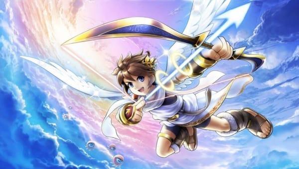 Kid Icarus Nintendo