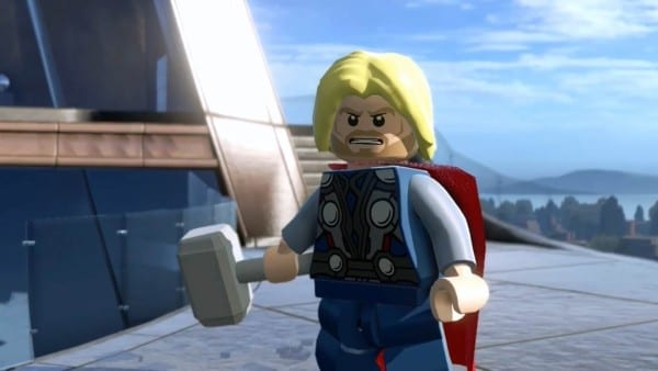 lego marvel's avengers thor