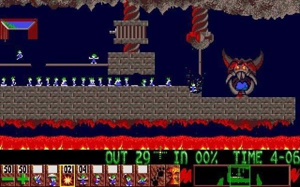 Lemmings, game series
