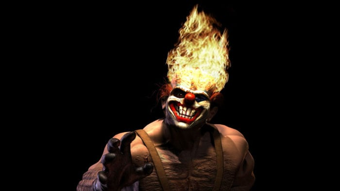 twisted metal black, ps2, ps4