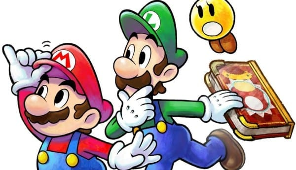 luigi, mario, paper jam, superstar saga, partners in time, dream team, bowsers inside story