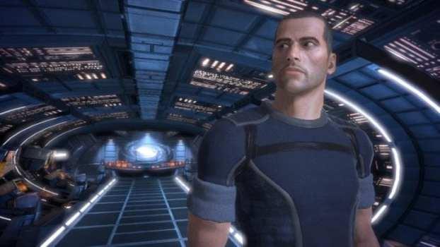 2183 CE - Commander Shepard Named First Human Spectre
