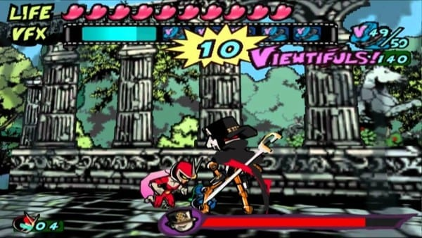 viewtiful joe, ps2, ps4