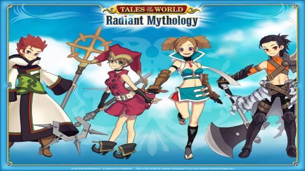 Best Tales of Games, tales of games, tales of the world, radiant mythology, tales, series