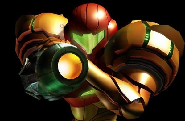 Metroid Nintendo, game
