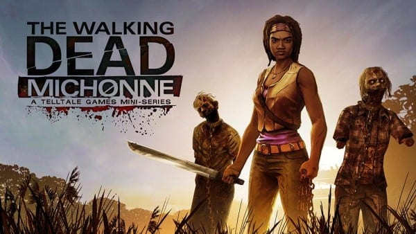 walking dead michonne, xbox one, games, confirmed, 2016
