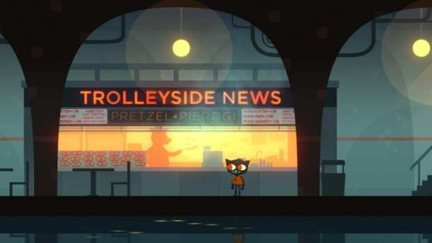 Night in the Woods - Feb. 2017