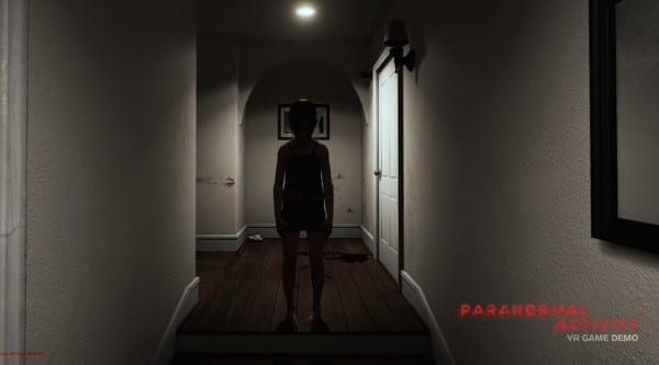 paranormal activity, silly, vr, look, games, virtual reality