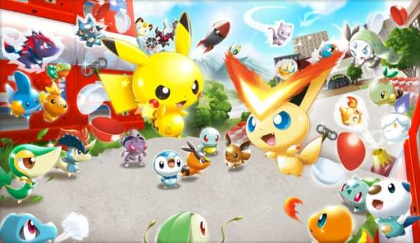 33. Pokemon Rumble Series on Consoles
