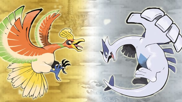1. Pokemon HeartGold and SoulSilver (2010) - DS
